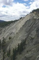 East slope of Lillian