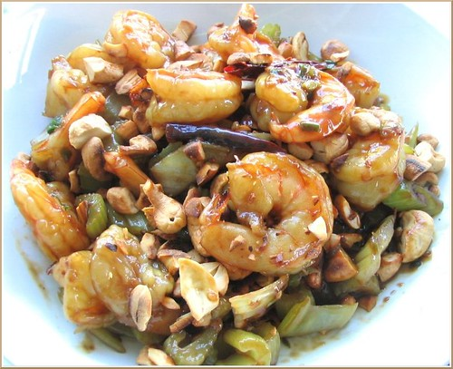 Nook & Pantry - A Food and Recipe Blog: Kung Pao Shrimp