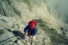 scala Pipan dall'alto