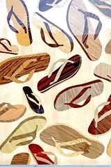 Flip-flops / Tsinelas wood carving (Roy Reyes) Tags: wood toronto ontario canada art 20d work canon lens eos artwork market patterns arts carving flip filipino flops kensington dslr slipper 1740 pilipino pinoy kultura tsinelas f4l flipflip