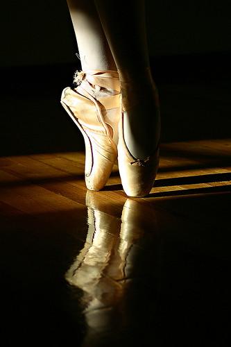 Bailarina por Hermano Lobo.