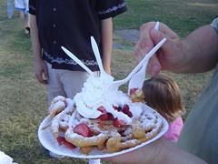 Yummy Funnel Cake