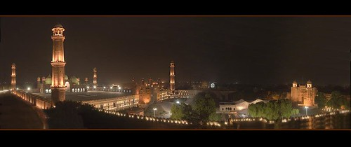badshahi masjid Lahore, Pakistan