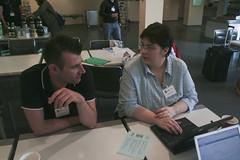 Barcamp Cologne 2 - Jörn und Nicole