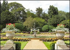 The Italian Garden, Belton House, Lincolnshire (Lincolnian (Brian)) Tags: fab england beautiful gardens interesting village nt lovely1 lincolnshire abc nationaltrust belton beltonhouse italiangarden 50club