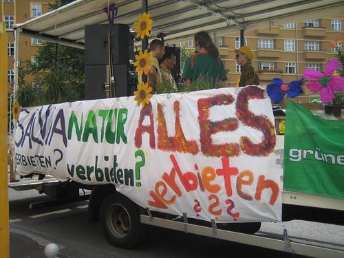 Salvia Hanfparade 2007