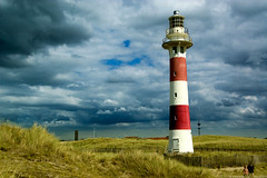 The Nieuwpoort Lighthouse