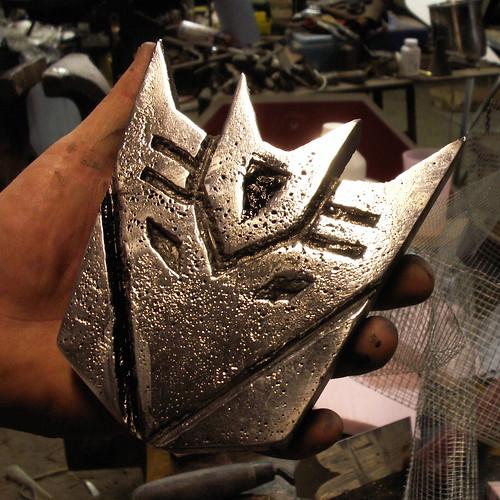 Porous Cast Aluminum