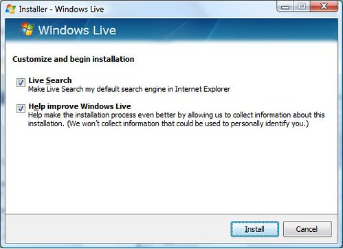 Windows Live Writer Install