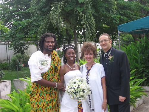 Ghana Wedding 274
