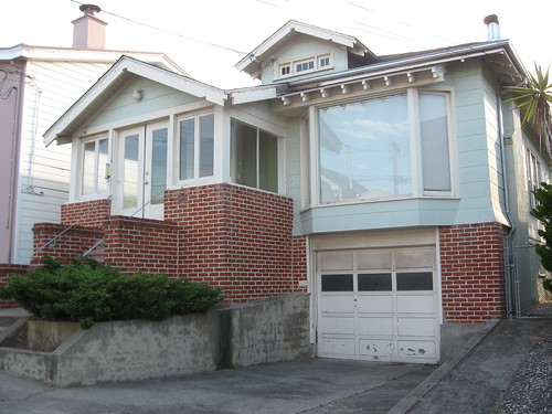 Ed Jew is alleged to have lied about living in this Sunset District house to qualify for office representing District 4 on the San Francisco Board of Supervisors.