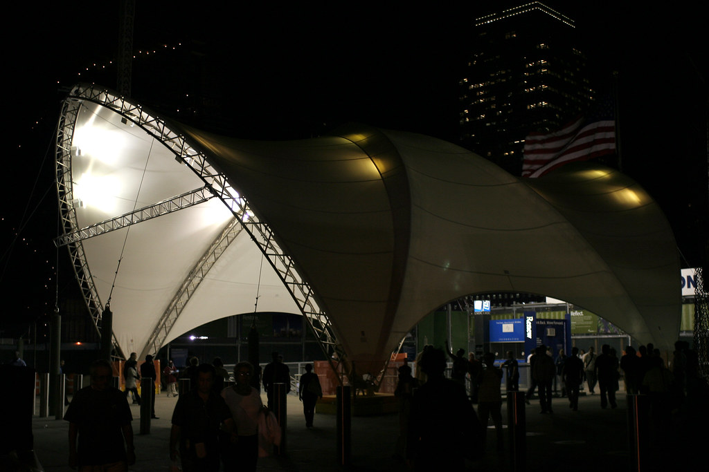 WTC PATH station (temporary)