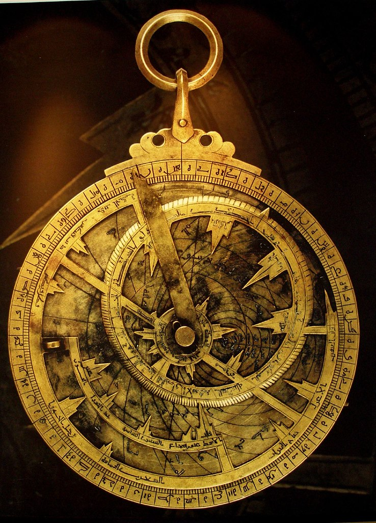 Astrolabe Image Report Inventory Number 52473: Magnificent Computer Of The Ancients