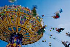 rotating fun (myfear) Tags: sky people speed munich mnchen roundabout carousel oktoberfest explore merrygoround wiesn 2007 abigfave artlibre platinumheartaward 164day highestposition302ontuesdayoctober22007