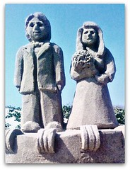 proposal castle topper (sandyfeet) Tags: wedding proposal beachwedding sandyfeetcam marriageproposal weddingsandsculpture