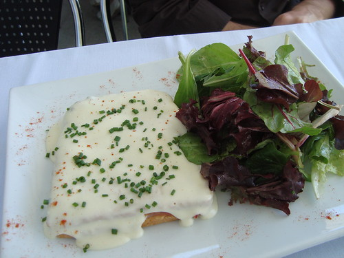 Croque Monsieur @ Petrossian
