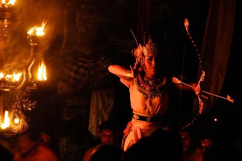 Balinese Kecak Dance 034