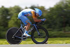David Millar won the Chrono des Nations