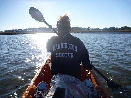 Hanna kayaks
