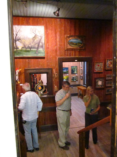 Farmington Depot Gallery 1