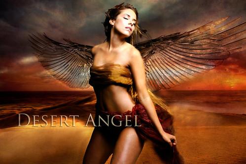 Angel-Desert