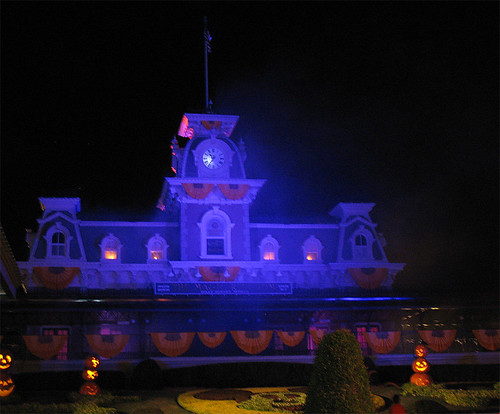 Magic Kingdom, Halloween Style