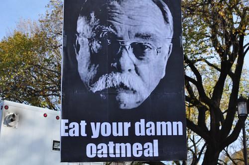 Eat Your Damn Oatmeal