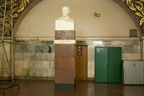 метро Комсомольская ©  kudinov_dm