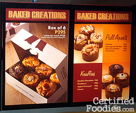 Krispy Kreme Baked Creations - Box of 6 - CertifiedFoodies.com