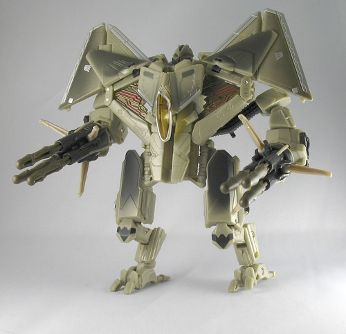 Transformers Movie  Starscream (bot mode)