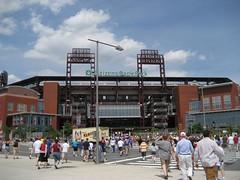 Citizens Bank Park (IrishNYC) Tags: game philadelphia field ball blog baseball stadium pa ballgame phillies philly phila