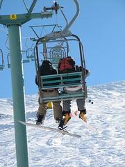 Josh & AJ (Jamie Yeah!) Tags: snow snowboard ohau