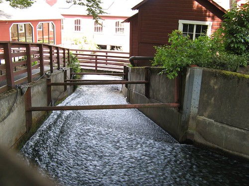 Old Mill Flume