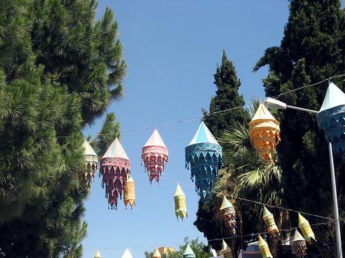 Lanterns, Kusadasi
