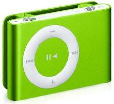 Tess's New iPod Shuffle