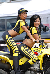 Pirelli girls sexy (ncollett1) Tags: road toronto canada race track ride bikes racing motorbike motorcycle mosport motorbikeracing