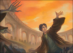 HP #7 Cover Art