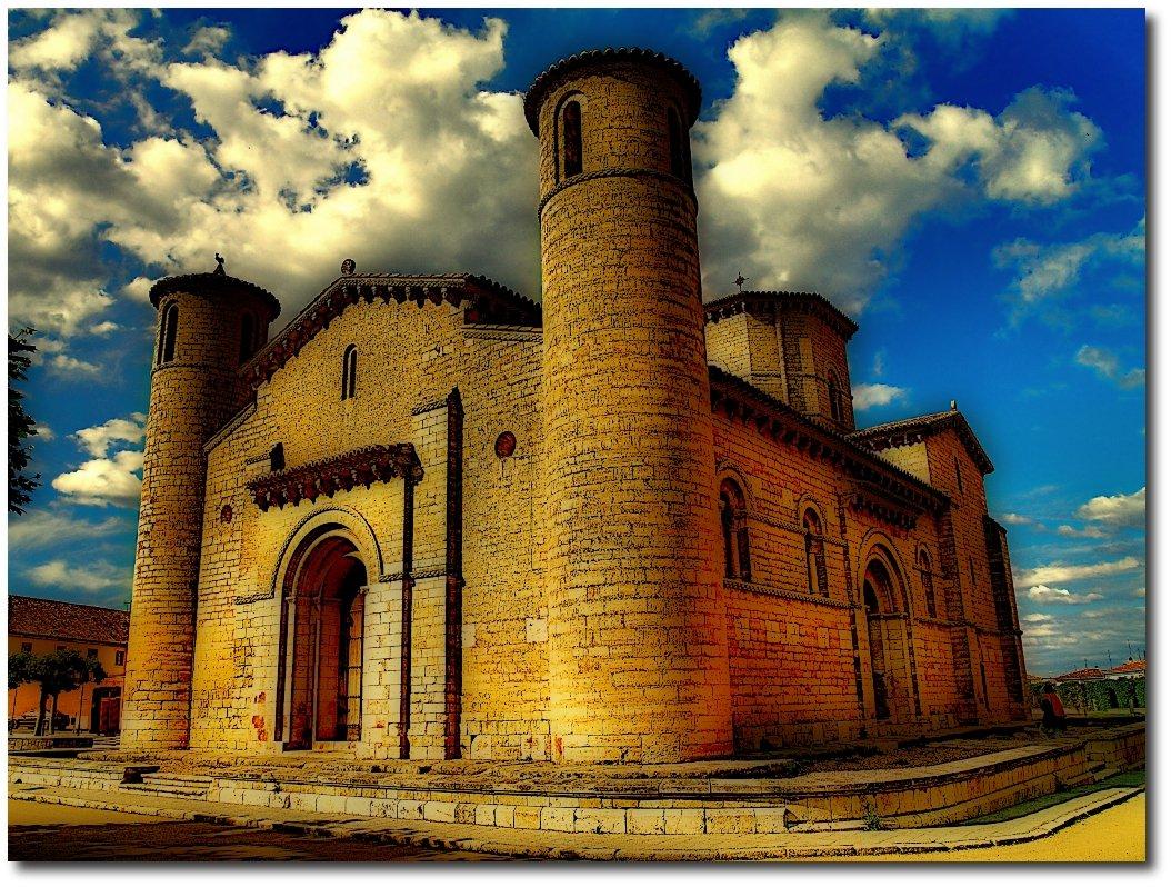 Photo de Castille-Leon n°5. San Martin de Fromista