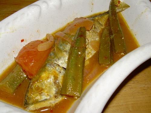 asam ikan kembung