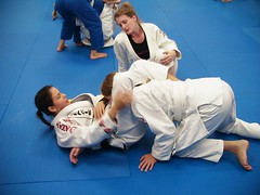 2007 August 18 Kyra Gracie Seminar 053