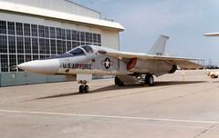 General Dynamics F-111A (twm1340) Tags: school fighter jet vulcan 20mm sheppard bomber usaf gd afb gatling generaldynamics f111a m61a1 39770 639770