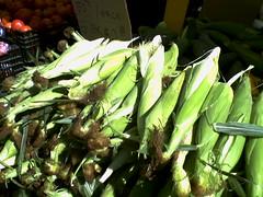 Green Market Corn