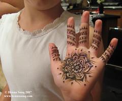 Henna on Maddy (Henna Sooq) Tags: art tattoo body henne henna mehendi temporary mehndi mehandi