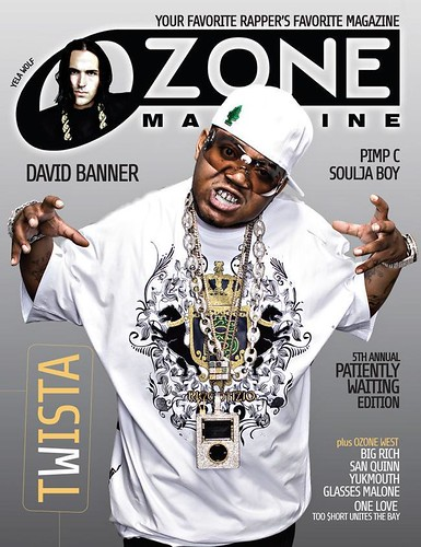 twista ozone magazine cover