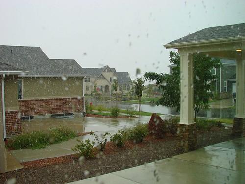 snow on 9/29/07