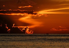 Florida Keys sunset :) () Tags: florida keywest floridakeys notsanfrancisco