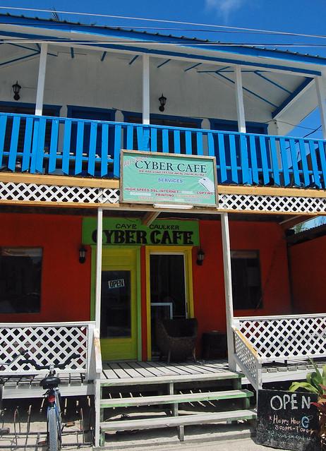 Belize Internet Cafe