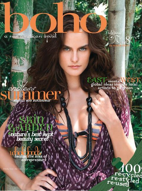 boho magazine ~ summer issue
