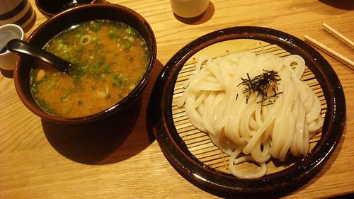 Koya noodle soup