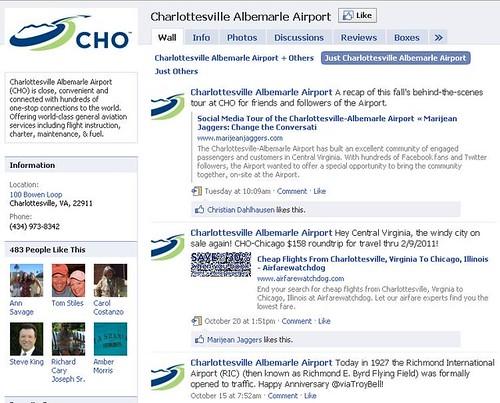 CHO page